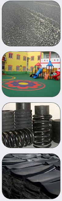 CE-zertifizierter Altreifen bereiten die Brecher auf, die Gummimaschinen-LKW-Reifen-Granulator-Maschinerie zerreißen