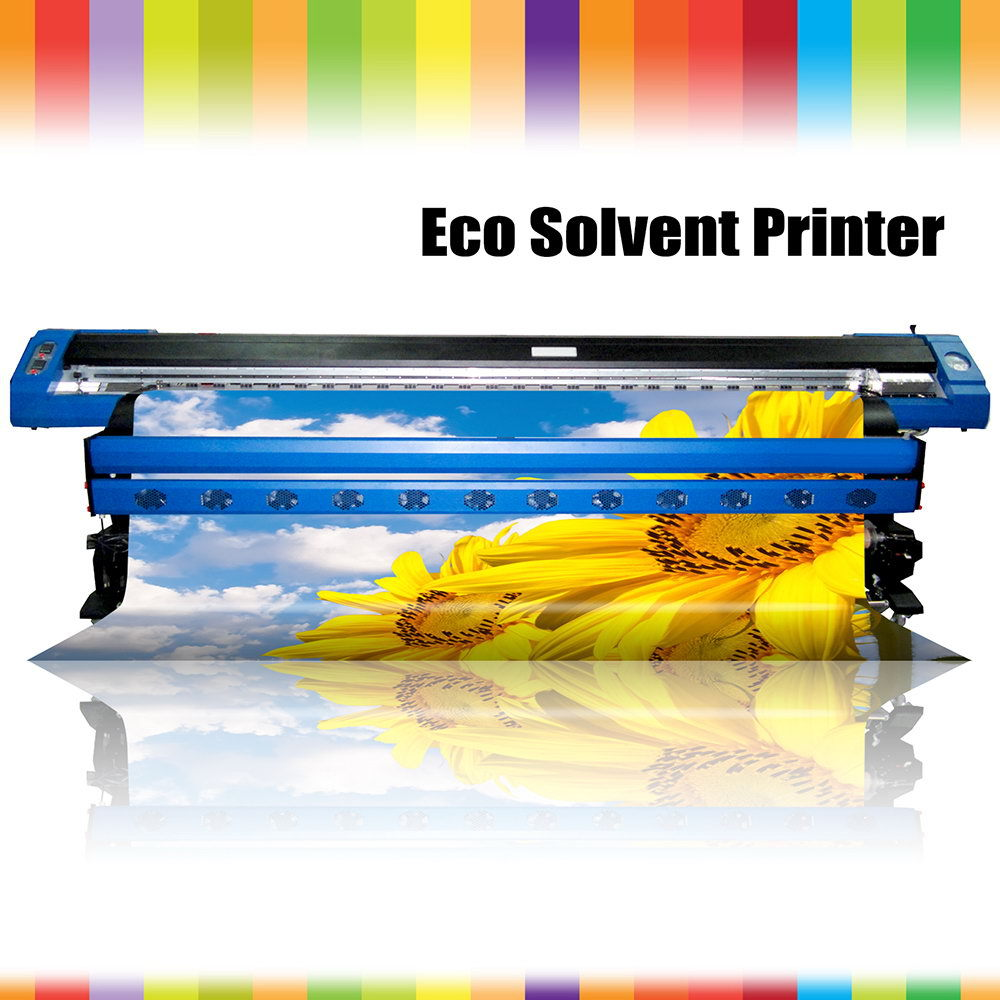 Designer new coming dx5 print head eco solvent printer a3
