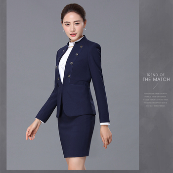 Guangzhou Wholesale Women Dress Suit Korean Ladies Suit Design ...