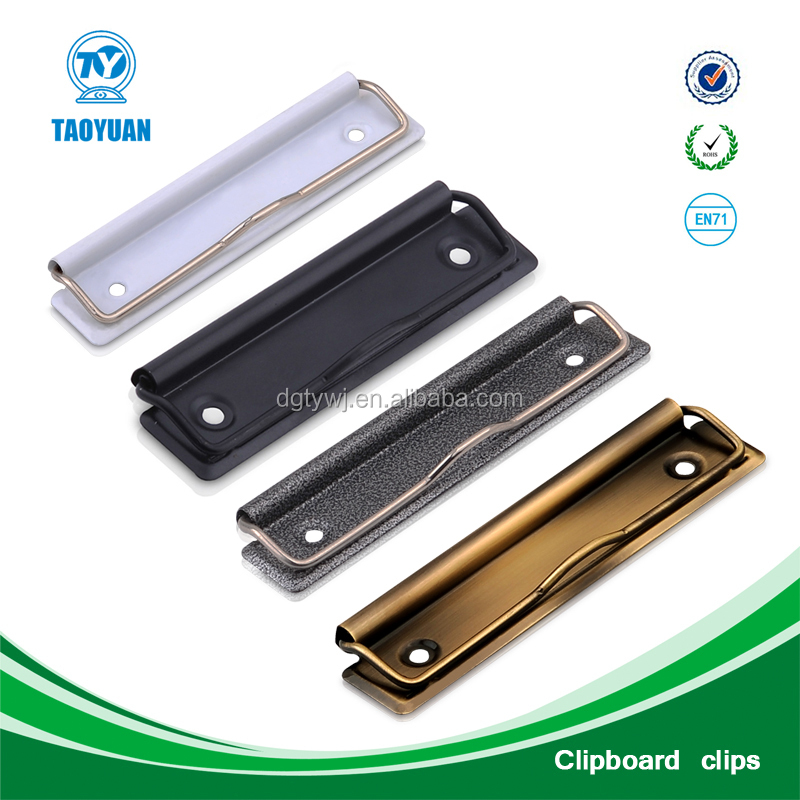 Super Qualität Metall Clipboard Clips / Draht Clip / Clipboard Hardware