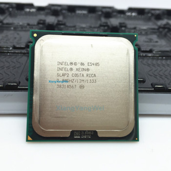 Intel Xeon E5405 Quad Core CPU 3.0GHz 12MB SLAP2 and SLBBP Processor Works on LGA 775 motherboard