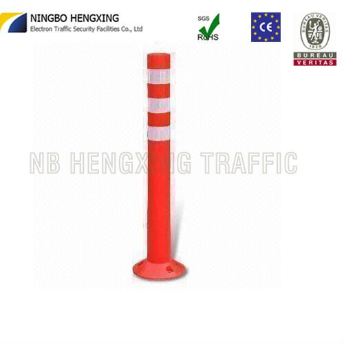 Most popular of soft EVA/PU warning bollard(HX-WB605A)