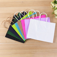 Custom Made Promotional Cheap High Quality Small Paper Bags