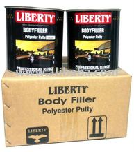 polyster putty automotive refinish car putty