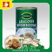 Canned Oyster Mushroom