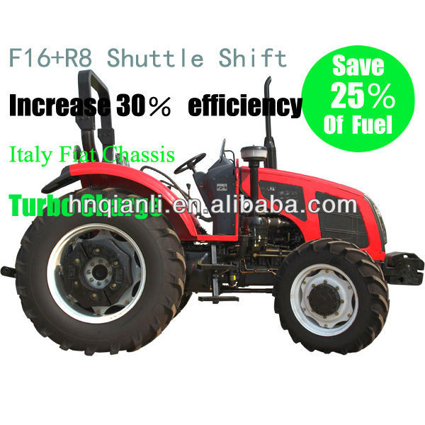 100HP International Good Agricultural Tractor Manufacturer