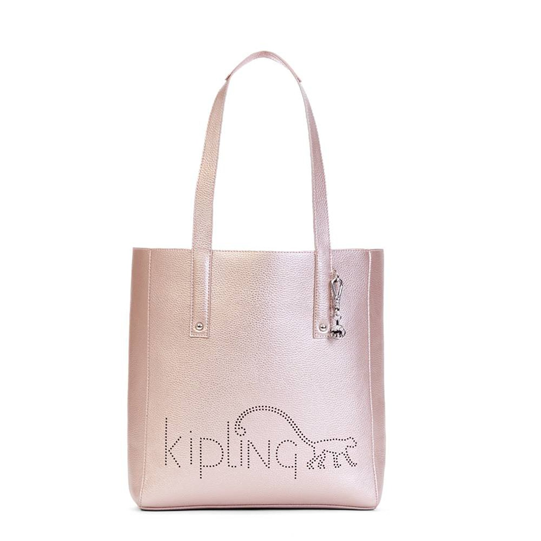 cbb1c171948b Get Quotations · Kipling Women s Ansley Vegan Leather Tote Bag