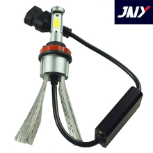 China Best square led motorcycle headlight custom headlamp