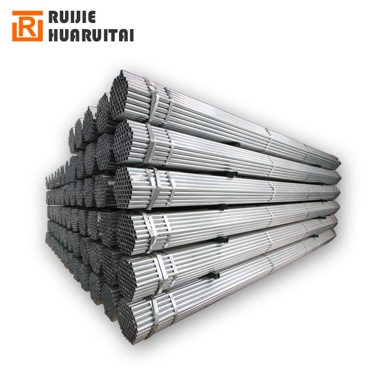 Schedule 60 galvanized Steel Pipe for <strong>Trading</strong>, Zinc Coated Galvanized for Building Material