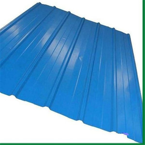 prepainted corrugated galvanized steel sheets roofing price