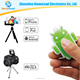 2 In 1 Android Style Bluetooth Remote Shutter Release for Smartphone and DSLR Camera