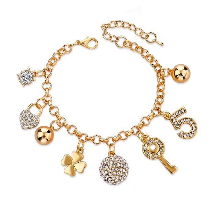 Designer Charm Bracelets for Women