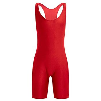 Youth College International Wrestling Singlet