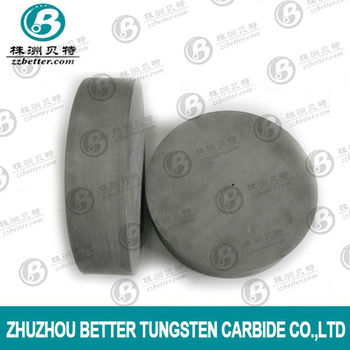 Big sizes sintered carbide round dies