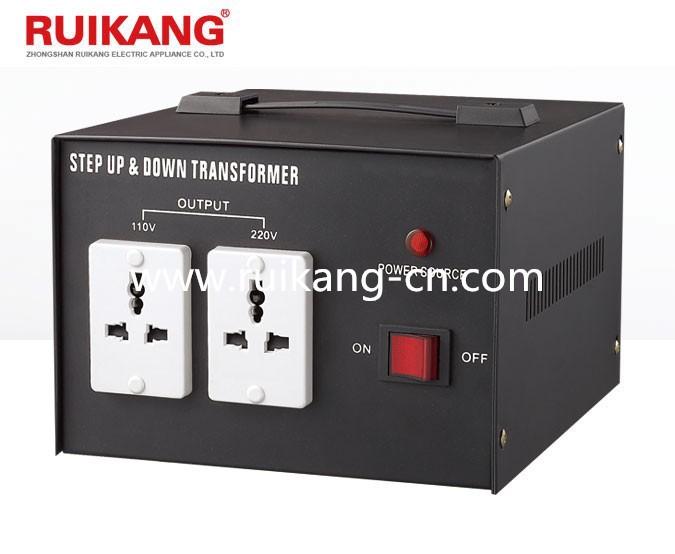 220V to 110V Down Converter Transformer THG 100W//300//500//750//1000//1500//2000 Watt
