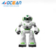 Multifunction dance music gesture control robot with remote control