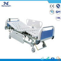 YXZ-C504 CE ISO China Factory Metal Material Healthcare Detachable Hospital Electric Bed For Sale
