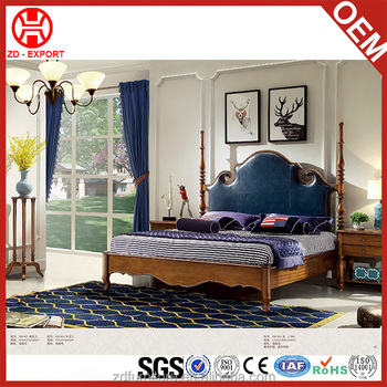 Factory Direct American Country Style Solid Wood Bed Room Furniture Bed Buy Bed Furniture Bed