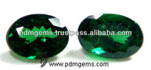 Chrome Diopside Oval Pair Cut Faceted Wholesale Price