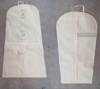 3 Folds Recycled Suit Bag Clothes Cover