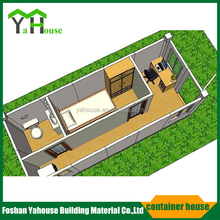 movable heat resistant mobile flat pack container house for sale