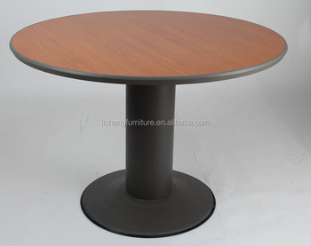 Korean Design Office Furniture Round Table Designs Centre Tables Small Meeting Wooden