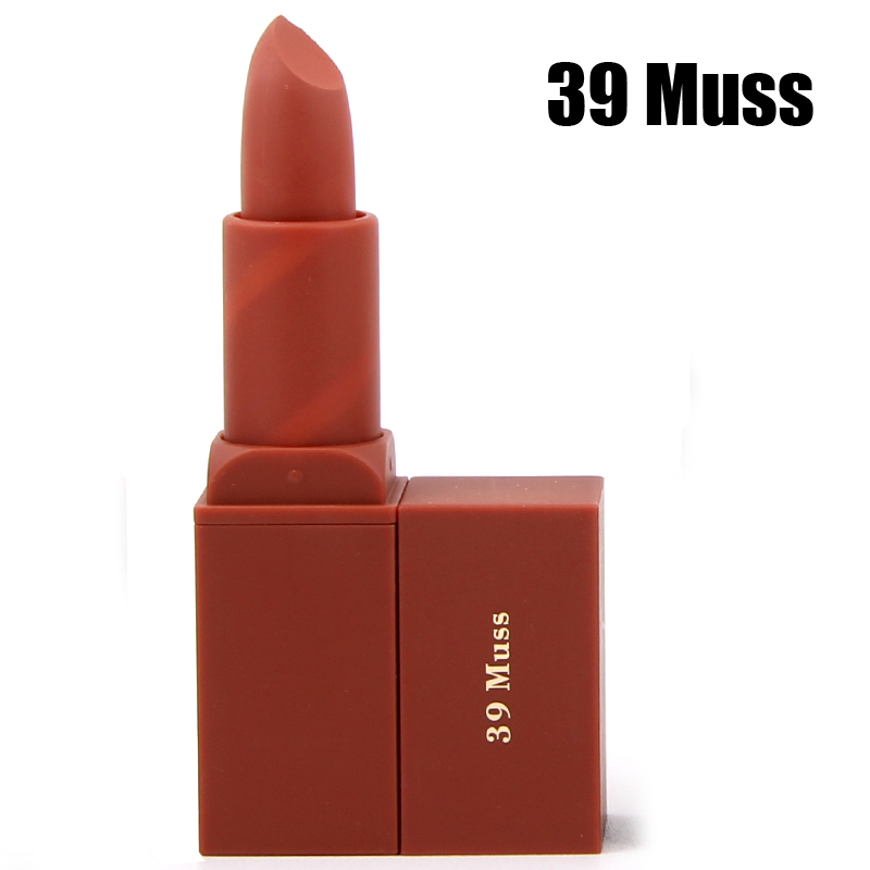 Miss Rose Matte color Pregnant Woman use Lipstick Vitamin Moisturizing Organic Lipstick