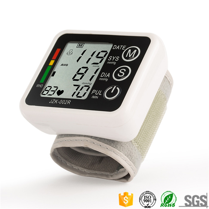 2018 Popular Product Digital Automatic a Blood Pressure Monitor With Best Price