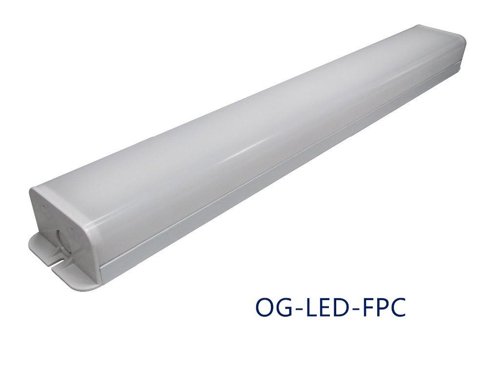 Ceiling Weatherproof Linear Led Lighting Fixture
