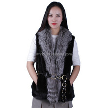 Good Quality New Style Mink Fur Vest From China