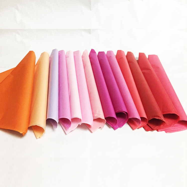 Colorful Tissue Paper / Gift Wrap / Wrapping Paper Sheets