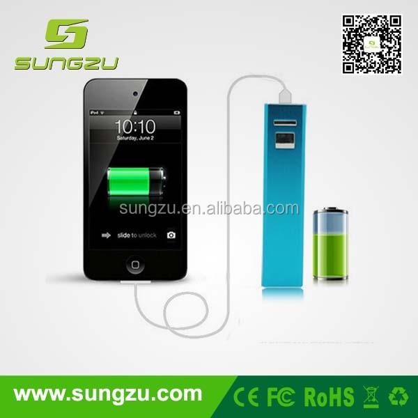 2200mah Mini Size Power Stick Battery Charger,Smart Gift Phone ...