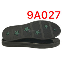 outer sole crepe sole with rubber shoe sole material manufactures in wenzhou china