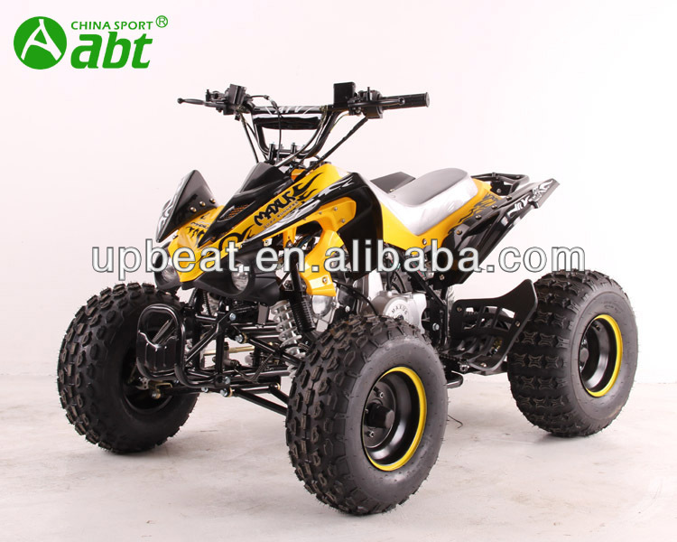 Kawasaki 110cc Atv Quad Bikes With 8 Inches Tire Go Kart Utv 4 Wheel