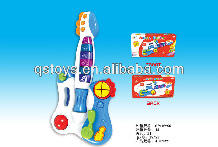 mini toys plastic guitars for kids shantou toys