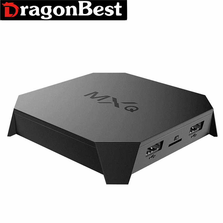 Android lettore multimediale senza fili U2 + MXQ S905W 2g 16g lettore multimediale wifi streaming internet tv box wireless media player set top box