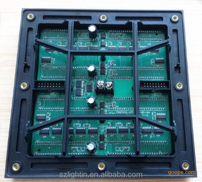 outdoor full color smd led module p10 for rental use and fixed installation led display