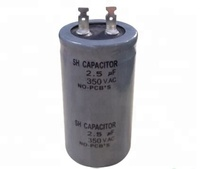 starting ceiling fan capacitor 350v 2.5uf cbb61 Can sale by OA
