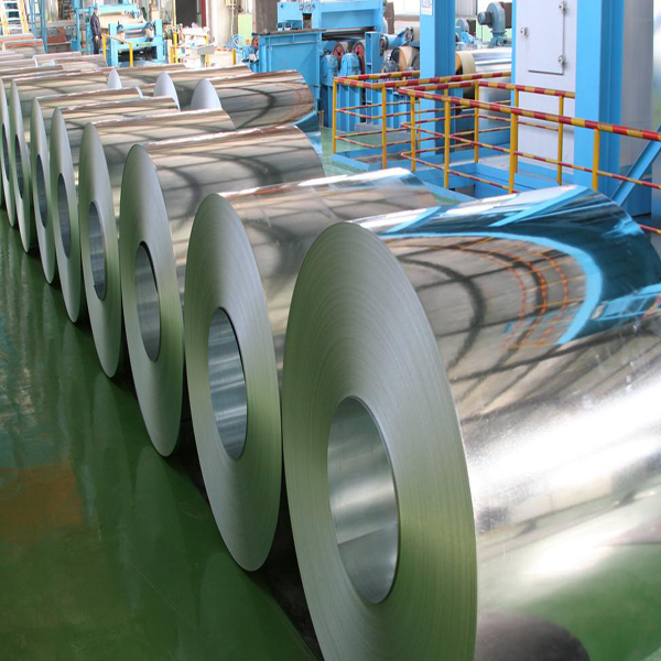 China manufacturing dx51d z100 galvanized steel coil