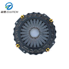 430mm pull type clutch assembly clutch cover and clutch disc