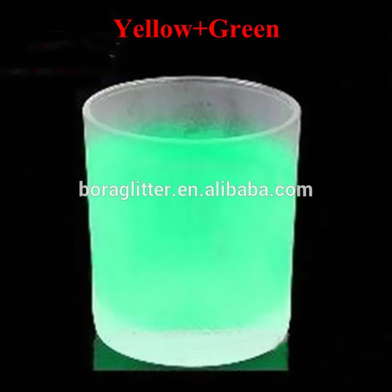 Good Quality Colorful Grow in the Dark Powder for Barbie Doll