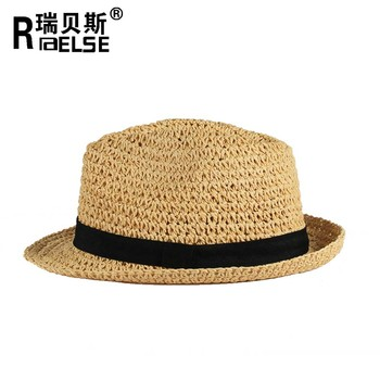 Hand Made Fedora Straw Hat Wholesale Cheap Paper Straw Hat - Buy ... bf6771e4e9a