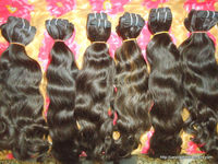 Hot Unprocessed Natural Raw Indian Hair, Her Imports Hair