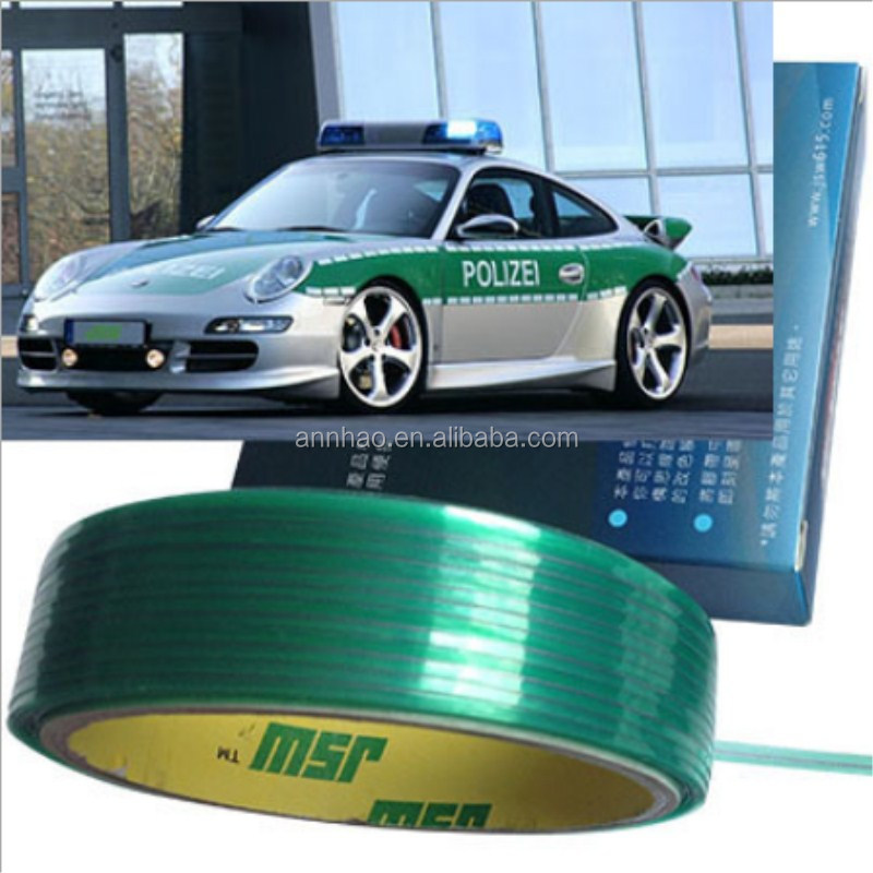 3.5MM x 50M Car Vinyl Wrap Design Automatic Application Cutting Lines Tools Knifeless Tape