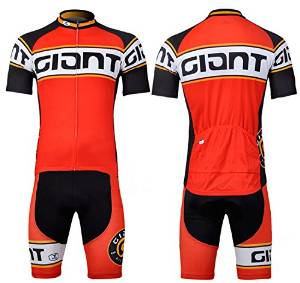 98417d6d5 Get Quotations · Men s Summer Cycling Team Racing Clothing Giant Pro Cycling  Jerseys Shirts Breathable Short Sleeves And Bib