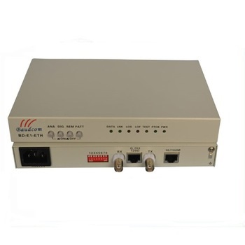 Good price E1 to Ethernet Protocol Converter Ethernet over E1
