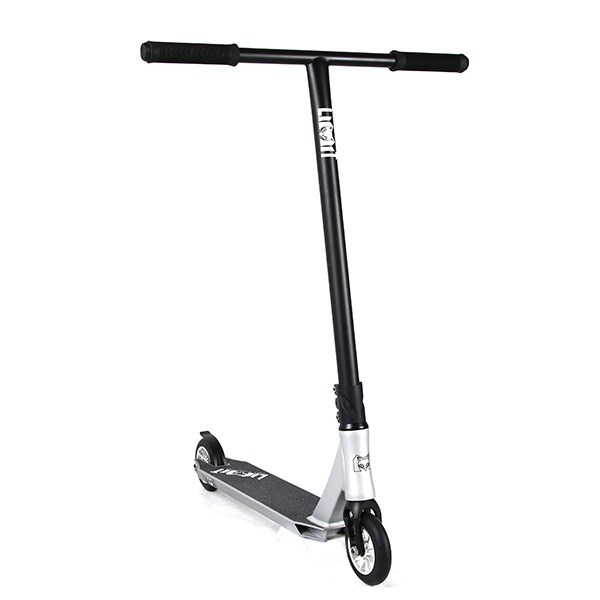 Hhigh quality silver extreme hot adult scooter