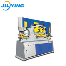 Q35Y 40Ton 50Ton pressure hydraulic ironworker square hole punch machine price