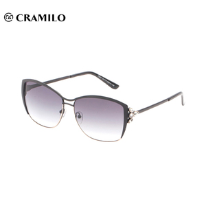 2016 cheapest price new style Italy design women metal sunglasses