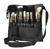 Professional Makeup Aritst Makeup Brush Belt ,22 pcs Makeup Brushes Belt ,High Qualty Makeup Brush Belt